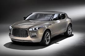 Aston Martin Lagonda Crossover Concept New Official Photos ...