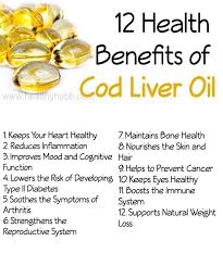 12 incredible health benefits of cod liver oil superfood omega 3 wellness nutrition