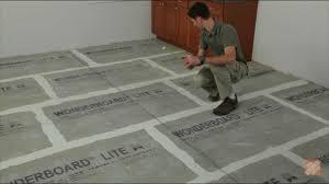 Flooring  Howo Install Bathroom Floorileos Diy Installing - Installing bathroom tile floor
