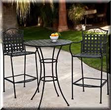 patio bistro set 3 piece outdoor garden