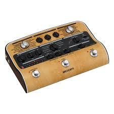 <b>Процессор эффектов Zoom</b> AC-3 для акустической гитары ...
