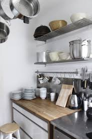Cottage Kitchens Tiny Cottage Kitchens Shelves Storage Jars Ikea A Life By The
