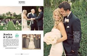 Laurie Nicoud Exquisite Weddings Magazine Cover Design Editorial