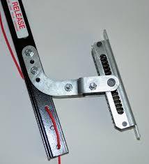 mercial garage door opener arm
