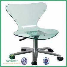 clear acrylic office chair. Clear Acrylic Swivel Chair Suppliers And Manufacturers At Alibabacom Office E