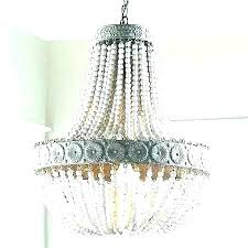 white beaded chandelier white bead chandelier amazing chandeliers wood beaded how to make come learn white white beaded chandelier