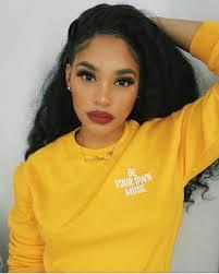 Pin by Ivy Porter on Itsmyrayeraye   Bold makeup looks, Beauty, Brown skin  makeup
