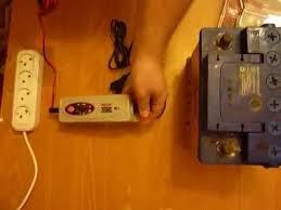 Автоматическое <b>зарядное устройство KOTO</b> - YouTube