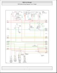 1999 ford ranger system wiring diagrams 4 images wiring 1999 ford ranger system wiring diagrams