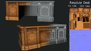 oval office resolute desk. Lovely Oval Office Desk 2722 30 White House Fice Home Furniture Design Resolute F