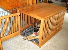 wood dog crates furniture. items similar to extra large wood dog crate furniture custom made order on etsy crates
