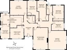 5 bedroom bungalow house plans