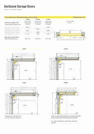 2 car garage door size elegant garage door sizes thepedi cure