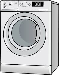 washing machine and dryer clipart. appliance, washing machine, machine and dryer clipart
