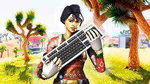 Fortnite Thumbnail Keyboard and Mouse ...