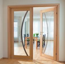 charming design wood and glass interior doors wood office door with glass wonderful double glass interior