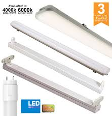 2ft Twin Fluorescent Light Fitting Details About T8 Led Ready Batten Fittings Single Twin Ip65 2ft 4ft 5ft 6ft 4000k 6000k