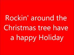 Preview Rockinu0027 Around The Christmas Tree By Brenda Lee HL352053 Rock In Around The Christmas Tree
