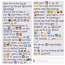 Fresh Prince Of Bel Air Theme Song With Emoticons Funny