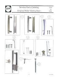 pella storm door handle storm door handle replacement parts screen door parts storm door handle replacement