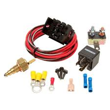 painless wiring 30106 gm gen iii fan relay kit ebay painless wiring products painless performance gen iii fan relay w thermostatic switch for gen iii and up