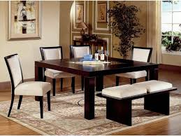 Dining Room Area Rugs Ideas Elegant Drum Shade Pendant Lamp Round - Modern dining room rugs