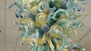 the crocker art museum has acquired a work by the popular glass artist dale chihuly called