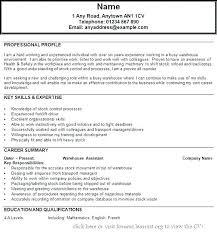 Factory Worker Cv Factory Manager Sample Resume Podarki Co