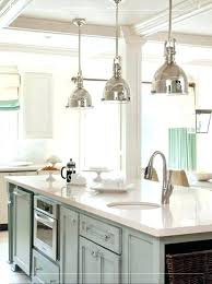 kitchen pendant lighting ideas island pendant lights gorgeous triple pendant chrome kitchen island light best ideas