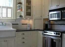 Appliance Garages Kitchen Cabinets Appliance Garage Kitchen Trends 12 Ideas You Might Regret