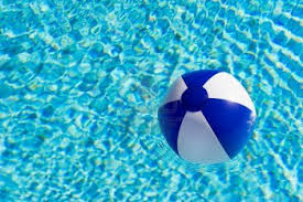 swimming pool beach ball background. Swimming Pool Personalized Sign With Wavy Blue Mosaic Background Beach Ball