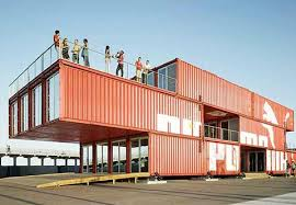 Recycled 1500 Shipping Containers Used To Make Stunning OffGrid Container Shipping House