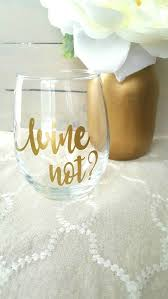 ... Wine Glass Gift Idea. By SweetBabeAccessories