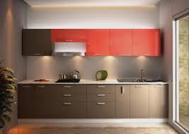 Godrej Modular Kitchen Designs Straight Kitchen Cuisine Regale Straight Kitchen