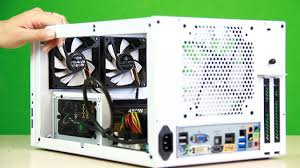 <b>Fractal</b> Design <b>Node 304</b> White (m-ITX) - YouTube