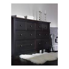 black furniture ikea. ikea hemnes chest of 8 drawers made solid wood which is a hardwearing and black furniture ikea i