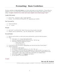 Maximum Length Of Resume How To Build A Resume Resume Template How