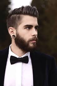 Hair Style Undercut hipster haircuts men 2015 undercut style with big ear piercings 6147 by wearticles.com