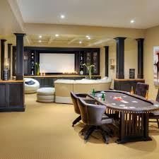 Modern Style Entertainment Room  Interior Design IdeasEntertainment Room Design