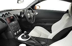 nissan 350z white interior. picture of car interior nissan 350z white