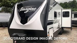 Grand Design Imagine 2670mk Travel Trailer New Look 2020 Grand Design Imagine 2670mk Travel Trailer Dodd Rv Tour Show