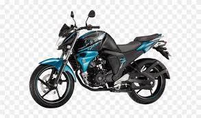 100 yamaha fz left side view clipart
