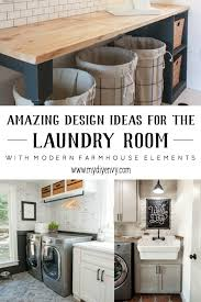 laundry room furniture. Laundry Room Design Ideas With Modern Farmhouse Elements Furniture