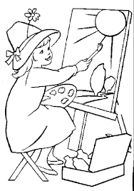 Small Picture Coloring Pages for Kids Color Book