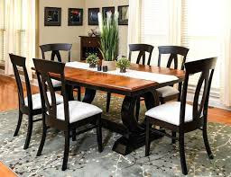 contemporary style furniture. Amish Furniture Frisco A Bold Impressive Contemporary Style Is On Display In The Trestle Table Brought