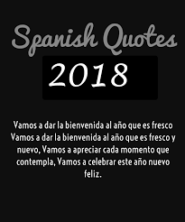 Spanish Quotes Mesmerizing 48 Happy New Year Quotes In Spanish 48 With English Translations