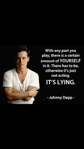 Johnny Depp Love Quotes Classy Motivational Johnny Depp Quotes Golfian