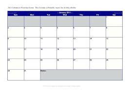 School Calendar Template 2015 16 Word Monthly Planner Excel Employee