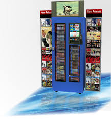 Movie Vending Machines