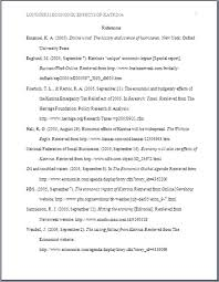 apa style sle papers 6th and 5th